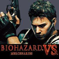 Portada oficial de Resident Evil Mercenaries VS. para iPhone