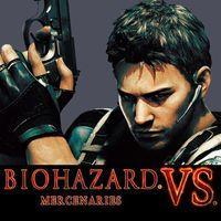 Portada oficial de Resident Evil Mercenaries  para Android