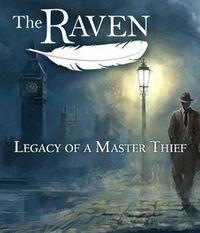 Portada oficial de The Raven - Legacy of a Master Thief PSN para PS3