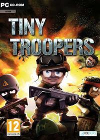 Portada oficial de Tiny Troopers para PC