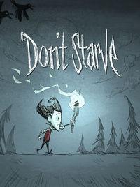 Portada oficial de Don't Starve para PC