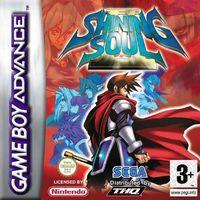 Portada oficial de Shining Soul 2 para Game Boy Advance
