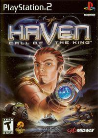 Portada oficial de Haven: Call to the King para PS2