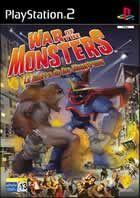 Portada oficial de de War of the Monsters para PS2