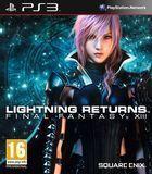 Portada oficial de de Lightning Returns: Final Fantasy XIII para PS3
