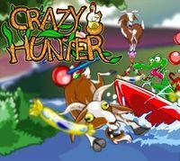 Portada oficial de Crazy Hunter DSiW para NDS