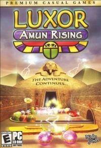 Portada oficial de Luxor: Amun Rising HD para PC