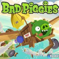 Portada oficial de Bad Piggies para iPhone