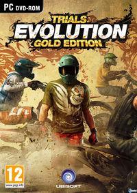 Portada oficial de Trials Evolution: Gold Edition para PC