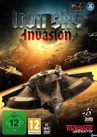 Portada oficial de Iron Sky: Invasion para PC