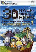 Portada oficial de de Half-Minute Hero: Super Mega Neo Climax para PC