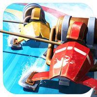 Portada oficial de Slingshot Racing para iPhone