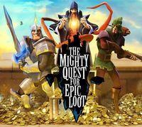 Portada oficial de The Mighty Quest for Epic Loot para PC
