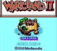 Portada oficial de Wario Land II eShop para Nintendo 3DS