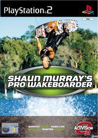 Portada oficial de Wakeboarding Unleashed Featuring Shaun Murray para PS2