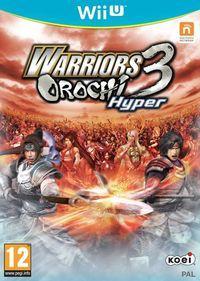 Portada oficial de Warriors Orochi 3 Hyper eShop para Wii U