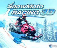 Portada oficial de Snow Moto Racing 3D eShop para Nintendo 3DS