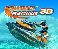 Portada oficial de Aqua Moto Racing 3D eShop para Nintendo 3DS