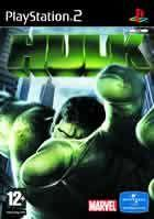 Portada oficial de de The Hulk para PS2