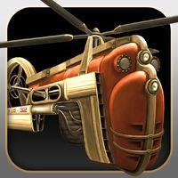 Portada oficial de Gyro13 – Steam Copter Arcade HD para iPhone