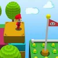 Portada oficial de 3D Cartoon Land: Safari para iPhone