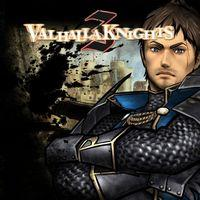 Portada oficial de Valhalla Knights 3 para PSVITA