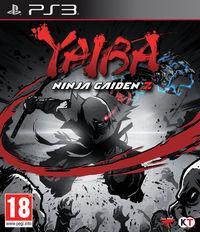 Portada oficial de Yaiba: Ninja Gaiden Z para PS3