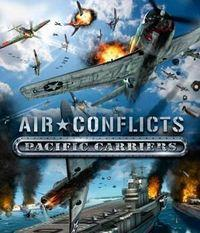 Portada oficial de Air Conflicts: Pacific Carriers para PC