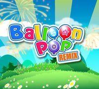 Portada oficial de Balloon Pop Remix eShop para Nintendo 3DS