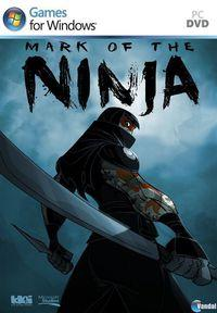 Portada oficial de Mark of the Ninja para PC