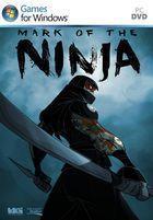 Portada oficial de de Mark of the Ninja para PC