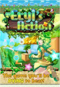 Portada oficial de Eryi's Action para PC