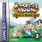 Portada oficial de de Harvest Moon: Friends of Mineral Town para Game Boy Advance