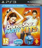Portada oficial de de DanceStar Party Hits para PS3