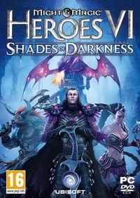 Portada oficial de Might & Magic Heroes VI: Shades of Darkness para PC