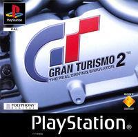 Portada oficial de Gran Turismo 2 para PS One