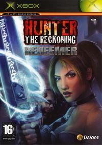 Portada oficial de Hunter: The Reckoning Redeemer para Xbox