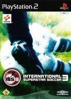 Portada oficial de de ISS 3 para PS2