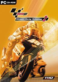 Portada oficial de MotoGP 2 para PC