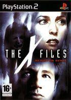 Portada oficial de de X-Files: Resist or Serve para PS2