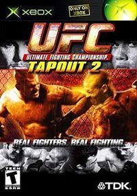 Portada oficial de UFC: Tapout 2 para Xbox