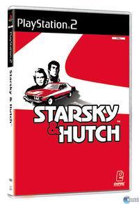 Portada oficial de Starsky & Hutch para PS2