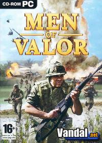 Portada oficial de Men of Valor: Vietnam para PC