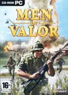 Portada oficial de de Men of Valor: Vietnam para PC