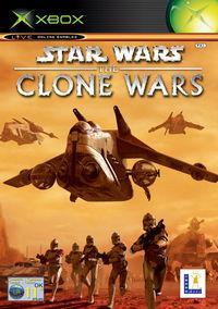 Portada oficial de Star Wars: Las Guerras Clon para Xbox