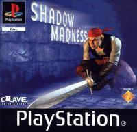Portada oficial de Shadow Madness para PS One