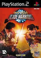 Portada oficial de de Onimusha Blade Warriors para PS2