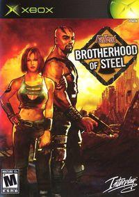 Portada oficial de Fallout: Brotherhood of Steel para Xbox