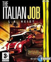 Portada oficial de The Italian Job para PS2
