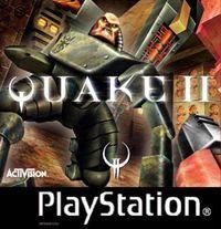 Portada oficial de Quake 2 para PS One